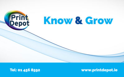 "It's your business to ""Know and Grow"""