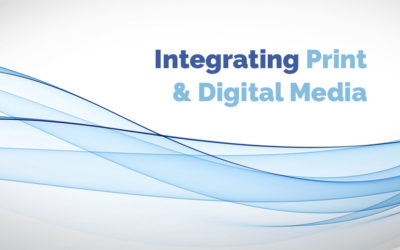 How to integrate print and digital media
