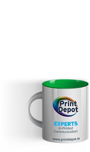 Custom Printing on Mugs - Branded Promotional Products