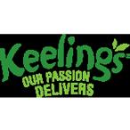 Brand using Print Depot Services - Keelings - Logo