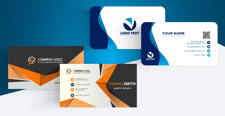 Printing Services in Dublin - Business Cards