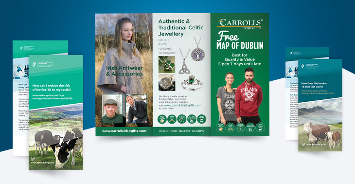 Printing Services in Dublin - Flyers & Leaflets