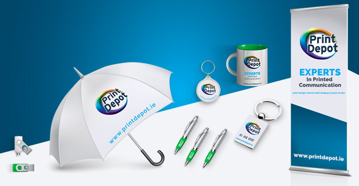 Printing Services in Dublin - Branded Promotional Products